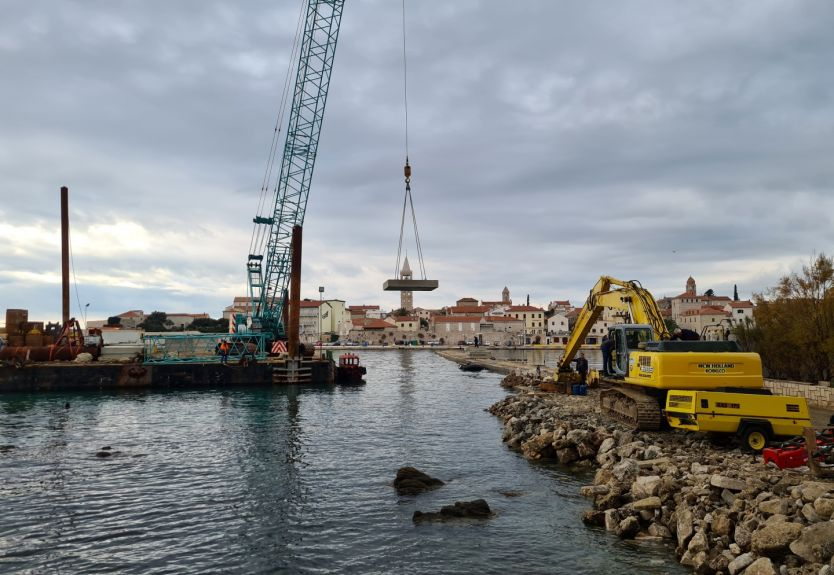 Radovi na rekonstrukciji Pumpurele gotovi do početka sezone