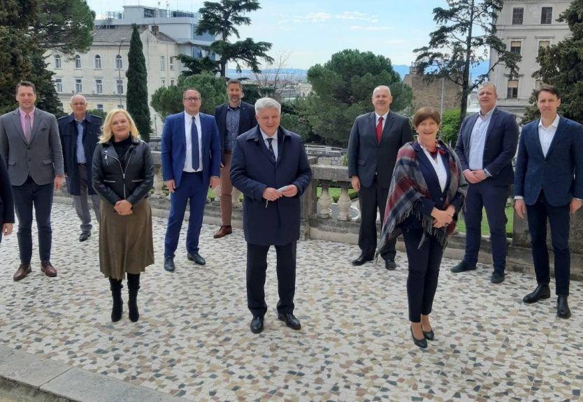 Predstavljena kapitalna ulaganja PGŽ u županijske lučke uprave